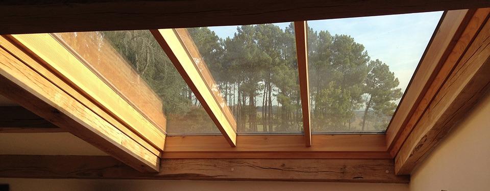 fabricant verri re achat vente verri re de toit en bois alu. Black Bedroom Furniture Sets. Home Design Ideas