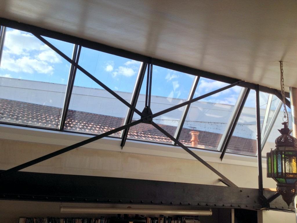 Toiture usine loft atelier bailleul - Verriere de toit prix ...